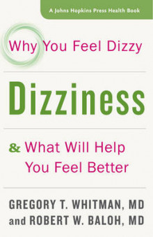 Dizziness av Gregory T. Whitman og Robert W. Baloh (Innbundet)