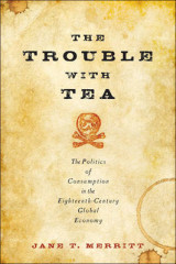 Omslag - The Trouble with Tea