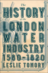 Omslag - The History of the London Water Industry, 1580-1820