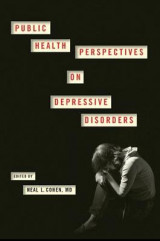 Omslag - Public Health Perspectives on Depressive Disorders