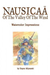 Omslag - The Nausicaa of the Valley of the Wind: Watercolor Impressions