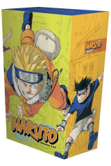 Omslag - Naruto box set 1