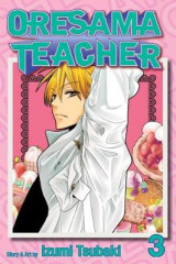 Omslag - Oresama Teacher