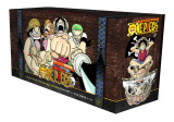 Omslag - One piece box set