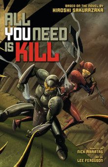 All You Need is Kill - Graphic Novel av Hiroshi Sakurazaka (Heftet)