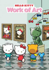 Hello Kitty: Work of Art av Jacob Chabot (Heftet)
