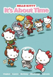 Hello Kitty: It's About Time av Jacob Chabot (Heftet)
