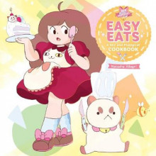 Easy Eats: A Bee and PuppyCat Cookbook av Natasha Allegri (Innbundet)