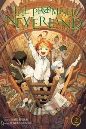 The Promised Neverland, Vol. 2 av Kaiu Shirai (Heftet)