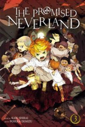 The Promised Neverland, Vol. 3 av Kaiu Shirai (Heftet)