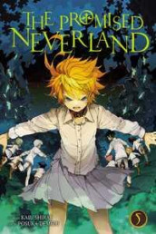 The Promised Neverland, Vol. 5 av Kaiu Shirai (Heftet)