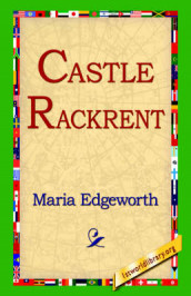 Castle Rackrent av Maria Edgeworth (Innbundet)