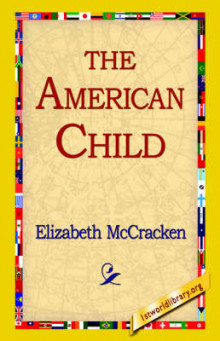 The American Child av Elizabeth McCracken (Innbundet)