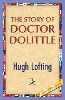 The Story of Doctor Dolittle av Hugh Lofting (Heftet)