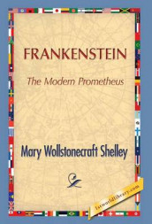 Frankenstein av Mary Wollstonecraft (Godwin) Shelley (Innbundet)