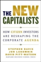 The New Capitalists av Stephen Davis, Jon Lukomnik og David Pitt-Watson (Innbundet)