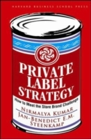Private Label Strategy av Nirmalya Kumar og Jan-Benedict E. M. Steenkamp (Innbundet)