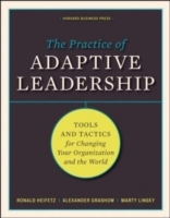 Omslag - The Practice of Adaptive Leadership