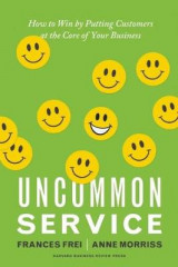Omslag - Uncommon Service