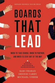 Boards That Lead av Ram Charan, Dennis C. Carey og Michael Useem (Innbundet)