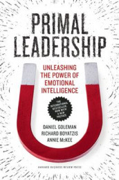 Primal Leadership, With a New Preface by the Authors av Richard E. Boyatzis, Daniel Goleman og Annie McKee (Heftet)