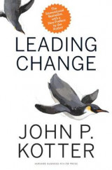 Omslag - Leading Change, With a New Preface by the Author