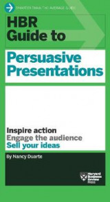 Omslag - HBR Guide to Persuasive Presentations (HBR Guide Series)