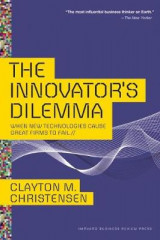 Omslag - The Innovator's Dilemma