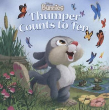Thumper Counts to Ten av Kitty Richards (Pappbok)