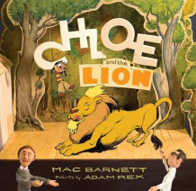 Chloe and the Lion av Mac Barnett (Innbundet)