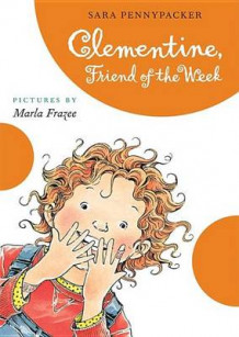 Clementine, Friend of the Week av Sara Pennypacker (Innbundet)