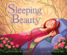 Sleeping Beauty av Cynthia Rylant (Innbundet)