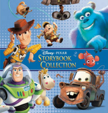 Disney Pixar Storybook Collection (Innbundet)