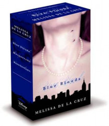 Blue Bloods 3-Book Boxed Set av Melissa de la Cruz (Heftet)