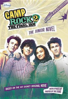 Camp Rock 2, the Final Jam: The Junior Novel av Wendy Loggia, Dan Berendsen, Karin Gist og Regina Hicks (Heftet)