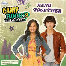 Camp Rock 2, the Final Jam: Band Together av Ann Lloyd, Dan Berendsen, Karin Gist og Regina Hicks (Heftet)