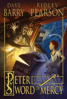 Peter and the Sword of Mercy av Dave Barry og Ridley Pearson (Heftet)
