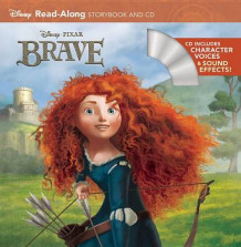 Brave Read-Along av Disney Book Group (Blandet mediaprodukt)