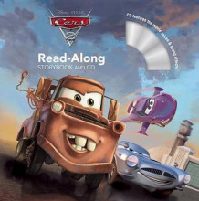 Cars 2 Read-Along Storybook (Blandet mediaprodukt)