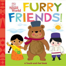 Disney It's a Small World Furry Friends av Disney Book Group (Pappbok)