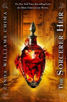 The Sorcerer Heir ((the Heir Chronicles, Book 5)) av Cinda Williams Chima (Innbundet)