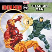 Iron Man Vs Titanium Man (Heftet)