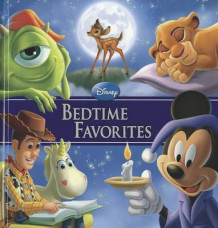 Disney Bedtime Favorites av Disney Book Group og Various (Innbundet)