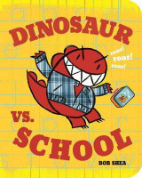 Omslag - Dinosaur vs. School