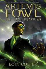 Omslag - Artemis Fowl the Last Guardian