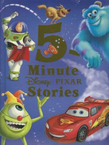 5-Minute Disney/Pixar Stories av Disney Book Group (Innbundet)