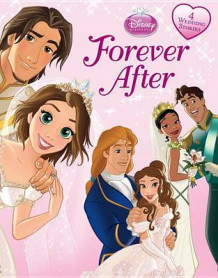 Disney Princess Forever After av Disney Book Group (Innbundet)