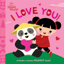 I Love You! av Disney Book Group (Heftet)