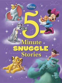 Disney 5-Minute Snuggle Stories av Disney Book Group (Innbundet)