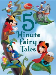 Disney 5-Minute Fairy Tales av Disney Book Group (Innbundet)